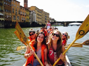 CAPAStudyAbroad_Florence_Summer2015_From Mandy Goode - Dragon Boat MyEducation Event
